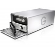 G-Technology G-RAID Removable 8 To Thunderbolt 3 / USB-C - Système RAID 2 baies
