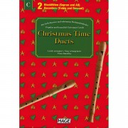 Hage Christmas Time Duets Notenbuch