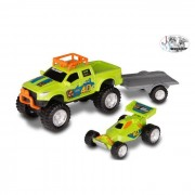 Toy state road rippers lil' suv con buggy luci e suoni 26 cm 0325101