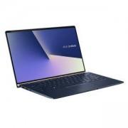 Лаптоп Asus ZenBook UX433FA-A5128R, NumPad, Intel Core i7-8565U (up to 4.1GHz, 8MB), 14 инча FHD (1920x1080)AG, 8GB LPDDR3, 90NB0JR1-M06280