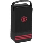 Manchester United Schoenentas - Zwart/Roze