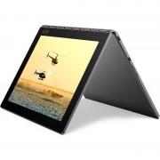 Tableta Lenovo Yoga Book YB1-X91L 10.1 inch Intel Atom X5-Z8550 1.44 GHz Quad Core 4GB RAM 64GB WiFi GPS 4G Windows 10 Pro Black
