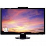Asus LED monitor Asus VK278Q, 68.6 cm (27 palec),1920 x 1080 px 2 ms, IPS LED HDMI™, DisplayPort, DVI, VGA, na sluchátka (jack 3,5 mm)