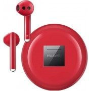 HEADPHONES, Huawei FreeBuds 3, Bluetooth, Microphone, Red (6901443366545)