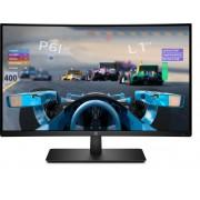 HP 27x Curved Monitor »68,58cm (27) Full HD, HDMI«, schwarz, Energieeffizienzklasse B