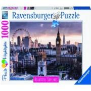 PUZZLE LONDRA, 1000 PIESE - RAVENSBURGER (RVSPA14085)