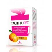 Angelini Tachifludec Arancia 10 Bustine