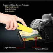 Tempered Glass Screen Protector For Sony DSLR Alpha Nex-7 NEX-6 NEX-5 A6000 A6300 A5000 Digital Camera