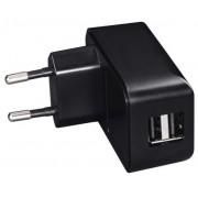 Incarcator Priza Hama 14198, 2 x USB, 2.1A, Universal (Negru)