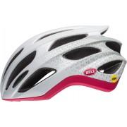 Bell Nala Mips Joy Ride Women´s casco de bici de carreras Gris Rosa S