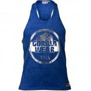 Gorilla Wear Mill Valley Tank Top - Royal Blauw - M