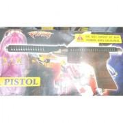 python powerful air gun free 200 pellets double head