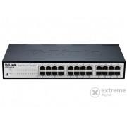 D-Link 24-Port 10/100 Mbps Fast Ethernet Smart Switch (DES-1100-24)