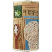 Bio zentrale rizswaffel sós, 100 g