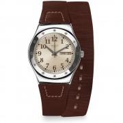 Orologio swatch yls712 donna doublewrap