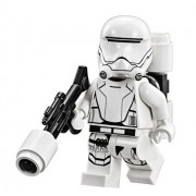 USA Lego First Order Flametrooper Minifigure (from Set Transporter 75103)