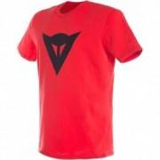 DAINESE Camiseta Dainese Speed Demon Junior Red / Black
