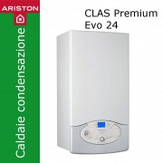 Ariston Caldaia Murale A Condensazione Clas Premium Evo 24 Kw, A Magazzino