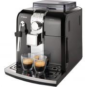 Espressor automat Philips Saeco Syntia HD8833/19, 1400 W, 15 bar, 1.2 L, Negru/Argintiu