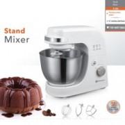 Кухненски робот Rohnson R-586, 700 W, 6 степени на работа, Pulse функция, защита от прегряване, бял