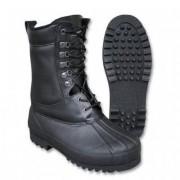 Mil-Tec Snow Boots Thinsulate (Color: Black, Shoes size: 40.0)