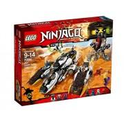 Lego Ninja Go transformer mecha battle Ride 70595