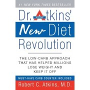 Dr. Atkins' New Diet Revolution, Paperback