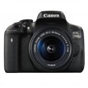 Canon Eos 750d + Ef-S 18-55 Lll – Menu Italiano – 2 Anni Garanzia Italia- Pronta Consegna