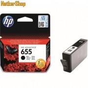 HP CZ109AE (655) fekete eredeti tintapatron (1 év garancia)