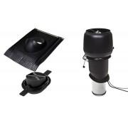 Vilpe 1004 ECO tetőventilátor szett páraelszívókhoz