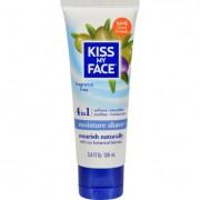 Kiss My Face Moisture Shave Fragrance Free - 3.4 fl oz