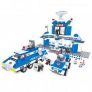 Set tip Lego statie politie City