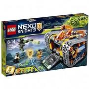 Lego nexo knights 72006 arsenale rotolante di axl