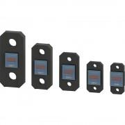 Zugkraftmessgerät LLZ2 inkl. Batterien Messbereich 12,5 t