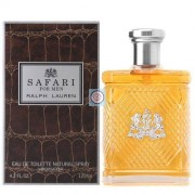 Ralph Lauren SAFARI FOR MEN 125 ML EAU DE TOILETTE SPRAY VAPO