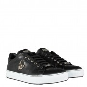 Philipp Plein Lo Top Sneakers Skull