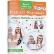 Limba si literatura romana. Evaluare nationala - Clasa a 4-a - Teste - Elena Stefanescu Dorina Cristescu
