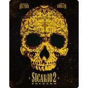 Lionsgate Sicario: El día del soldado 4K Ultra HD - Steelbook
