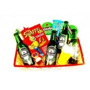 Cadeau Voor Hem Heineken Mand Swaffelspel