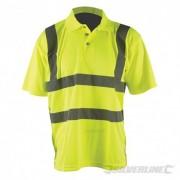 """Reflexní polo tričko Třída 2 - XL 108-116cm (42-46"""") 457007 5055058173485 Silverline"""