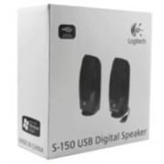 Logitech S150 1.2W Black loudspeaker