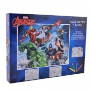 Puzzle Avengers, 100 piese