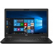 "Laptop Dell Latitude 5590 (Procesor Intel® Core™ i7-8650U (8M Cache, up to 4.20 GHz), Kaby Lake R, 15.6"" FHD, 16GB, 512GB SSD, Intel® UHD Graphics 620, Win10 Pro, Negru)"