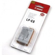 Canon LP-E8 Battery For Canon EOS X4 X5 T3i T2i 550D 600D 650D 700D