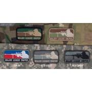 MSM Patch Major League Sniper (Färg: ACU Light)