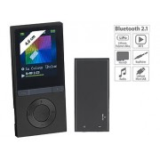 MP3-Player V3 mit UKW-Radio & E-Book-Reader, microSD, Bluetooth 2.1 | Mp3 Player