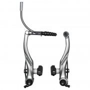 Shimano Alivio BR-T4000 Fälgbromsar Bak V-Broms silver 2019 Bromsok för fälgbroms