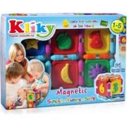 Kliky - Set magnetic sa invatam fructele