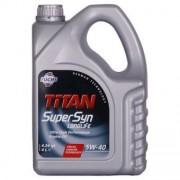 Fuchs Titan Supersyn Longlife 5W-40 4 Litres Jerrycans