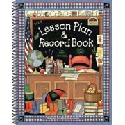 Lesson Plan & Record Book from Susan Winget, Paperback/Teacher Created Resources